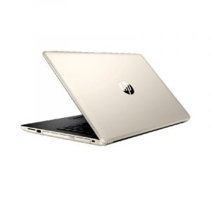 HP - Laptop 14s-dk0007AU (R3-3200u/4GB/1TB/14inch/Win10H/Gold) [6NY36PA]