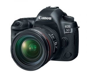 CANON - Digital EOS 5D Mark IV lens 24-70mm L