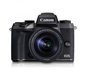 CANON - Digital EOS M5 EF-M18-150 IS STM