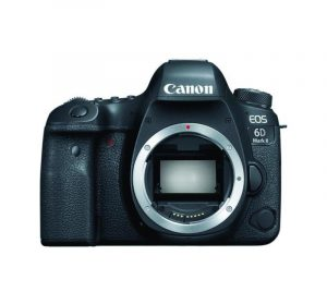 CANON - Digital EOS 6D mark II Body Only