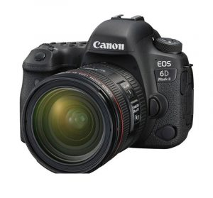 CANON - Digital EOS 6D mark II lens 24-70mm L IS USM