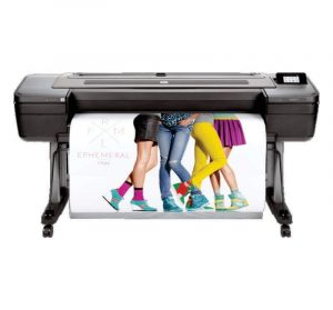HP - DesignJet Z9+dr 44-in PostScript Printer with V-Trimmer  [X9D24A]